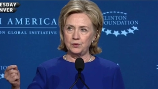 Clinton announces youth jobs initiative